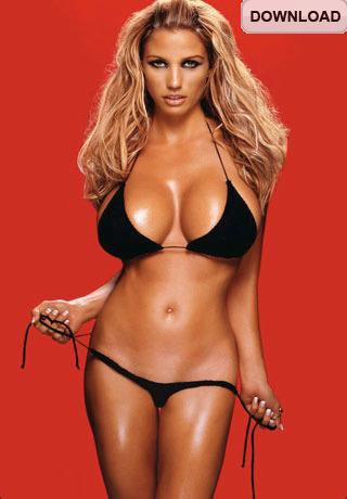 Jordan katie price boob